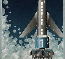 Thunderbird 1 by Wyattdesign