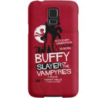 Slayer of the Vampyres Samsung Galaxy Case/Skin