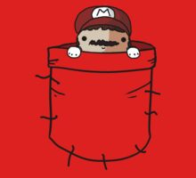 Pocket Mario by PjMann