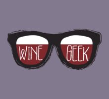 """Geek Glasses"" for Wine Geeks by winegeek"