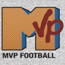 MVP - Football - MTV parody shirt blue by cpotter