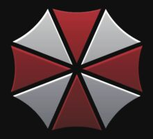 Umbrella Corporation Logo by Ben Swinscoe