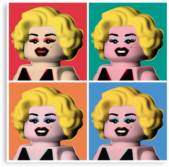 Marilyn by powerpig