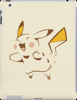 Pikachu by diddykong13