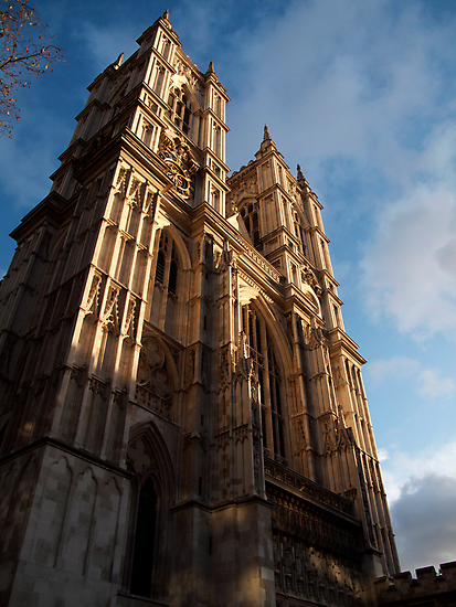 Westminster Abbey by Ben Sheahan