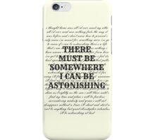 Astonishing iPhone Case/Skin