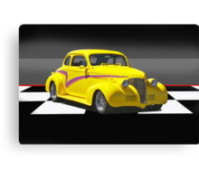 1939 Chevy Coupe w/o ID Canvas Print