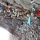 Locks of Love, Cinque Terre by Andrea  Muzzini