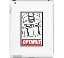 Optimus iPad Case/Skin