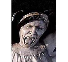 weeping angel 3 Photographic Print