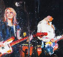 Sonic Youth by borstal