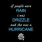 Looking For Alaska by John Green &quot;If People Were Rain, I Was Drizzle And She Was a Hurricane&quot; by runswithwolves