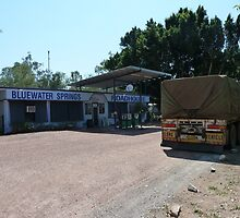 Bluewater Springs Roadhouse by DashTravels