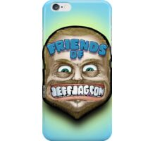 Friends of JeffJag.com - 2011 Edition iPhone Case/Skin