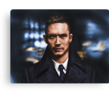 Tom Hardy Canvas Print