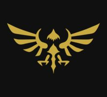 Hylian crest - Skyward Sword style by Akesha