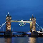 Tower Bridge by Flossy13