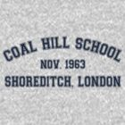Coal Hill School Athletic Shirt by jackzodiac