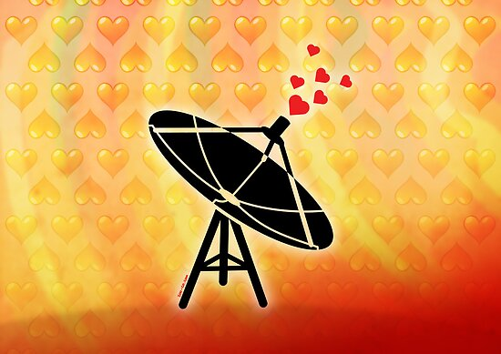Love Antenna by Zoo-co