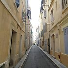 Marseille Street by JacobDarlison
