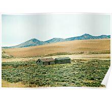 Jefferson County (Montana) Farm Poster