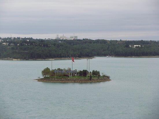 The little island by rasim1