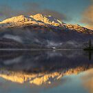 Achray Reflections by Karl Williams
