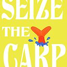 SEIZE THE CARP! by nimbusnought