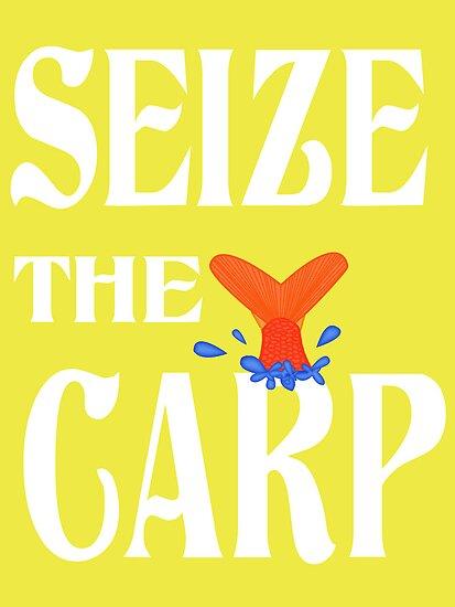 SEIZE THE CARP! by nimbusnought