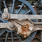 Wheels of steel by woodnimages
