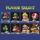 Player Select by phoenix529