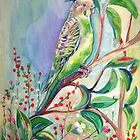 my parrot ))) by Mariam  Marukyan