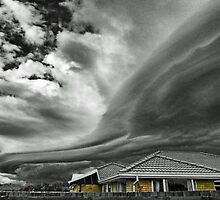 The Storm Front by PictureNZ