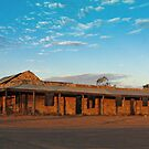 Old Birdsville Hotel (abandoned) by Tim Coleman