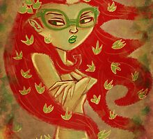Poison Ivy by blackboxdesigns