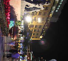 Ho Chi Minh Statue by spandola