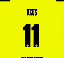 MARCO REUS case by morigirl