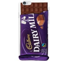 Cadbury Chocolate hard back case iPhone Case/Skin