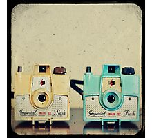 Imperial Duo Photographic Print