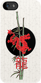 Dragon (chinese zodiac) by BelleFlores