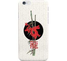 Dragon (chinese zodiac) iPhone Case/Skin