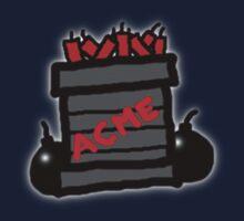 Cartoon TNT/Dynamite stack [Big] by jefph