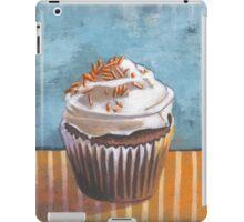 Summertime Yellow Cupcake iPad Case/Skin