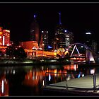 Urban Melbourne by Daniel Gudmundsson