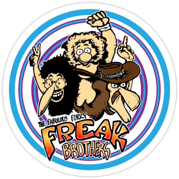Freak Brothers! by jeastphoto