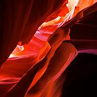 Antelope Canyon by sedimages
