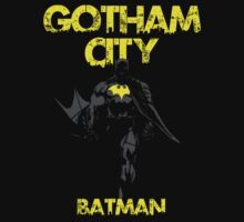 Gotham City Batman by JoshL09