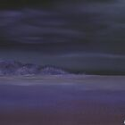 Bay at Night #1 by Thomas Robertson II