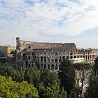 Italy Colosseum by lofty82