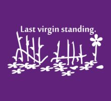 Last virgin standing (white) by vivendulies